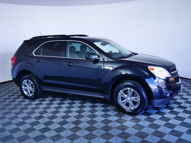 Used 2015 Chevrolet Equinox 1LT with VIN 2GNFLFEK9F6319533 for sale in Golden Valley, Minnesota