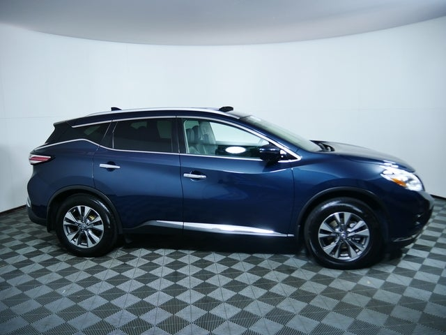 Used 2017 Nissan Murano SL with VIN 5N1AZ2MH2HN189363 for sale in Golden Valley, Minnesota